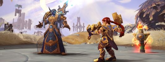 Shadowlands Beta: Ein neues Balance-Update für diese Testphase