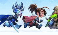 Blizzard: Zeichnen mit Samwise Didier und Vorlesen mit Chris Metzen