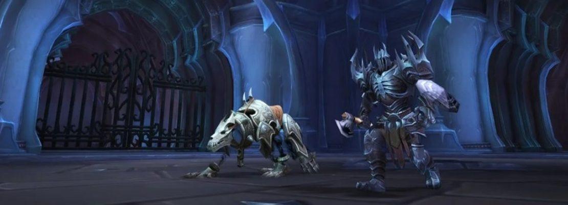 Shadowlands: Weitere legendäre Affixe für einige Klassen