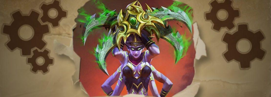 Hearthstone: Die neuen Spielbalanceänderungen wurden veröffentlicht