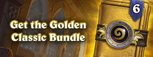 Hearthstone: Das Goldene Klassikpaket ist im Shop erhältlich