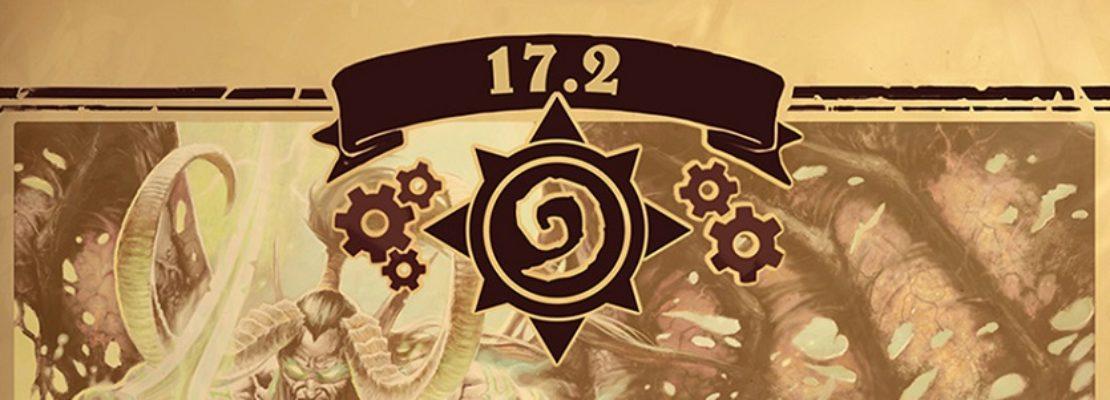 Hearthstone: Der neue Patch 17.2 wurde veröffentlicht