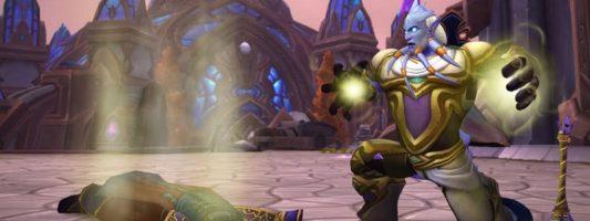Shadowlands Beta: Zwei geplante Änderungen für Paladine