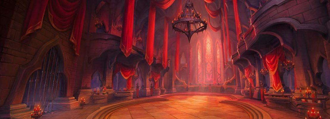 Shadowlands: Der zehnte Boss von Schloss Nathria wurde entdeckt