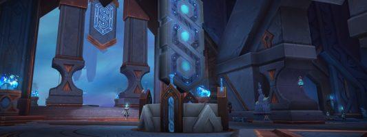 Oribos: Es gibt nicht mehr länger eigene Phasen für Spieler mit aktivem Kriegsmodus
