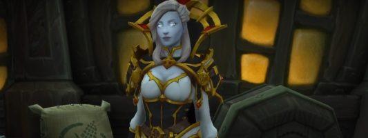 Shadowlands: Führt Calia Menethil in Zukunft die Untoten an?