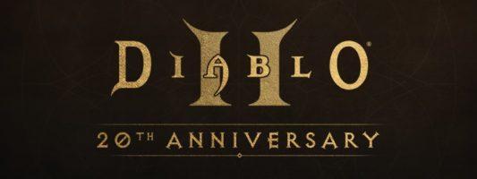 20 Jahre Diablo II: Neue Flügel für D3, eine Büste und ein Carbot-Video