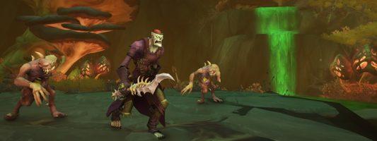 Shadowlands Dungeons: Das Problem mit den legendären Rezepten und Leavern