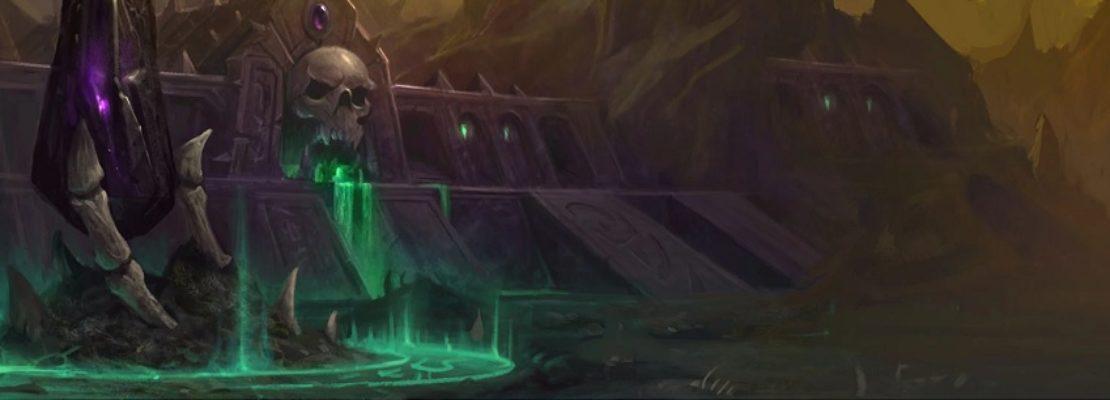 Shadowlands: Eine Anspielung auf Covid-19 in Maldraxxus
