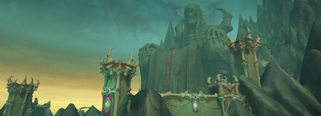 Shadowlands: Spieler können eine alternative Variante von Armageddon erhalten
