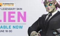Overwatch: Ein neuer legendärer MVP-Skin für Zarya