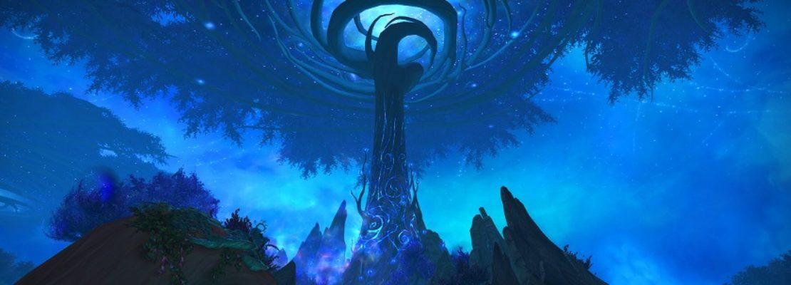 Shadowland: Ysera spielt eine Rolle in den Quests des Ardenwalds