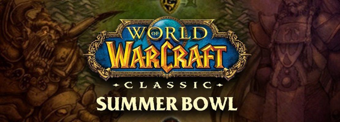 WoW Classic Summer Bowl: Ein PvP-Event auf den klassischen Realms