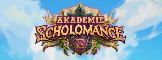 Akademie Scholomance: Eine Reihe von neuen Karte wurden enthüllt
