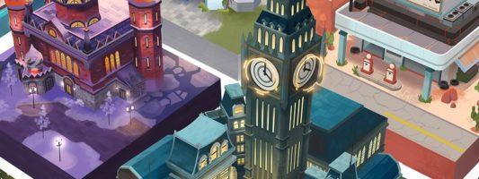Overwatch: Die Sigma-Herausforderung und der Cities & Countries Soundtrack