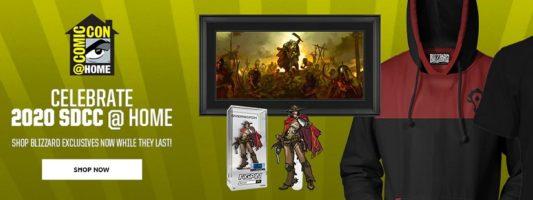 Blizzard: Die Fanartikel für die Comic-Con 2020 sind im Gear Store erhältlich