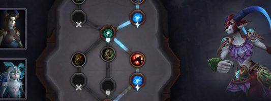 Shadowlands Beta: Der Bug mit den inaktiven Seelenbanden wurde behoben