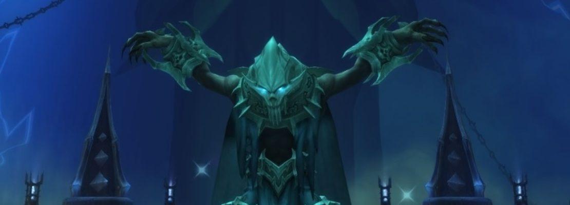 Shadowlands: Das Aufwerten von legendären Ausrüstungsteilen