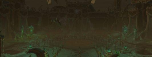 """Shadowlands: Der neue Dungeon """"Theater of Pain"""""""