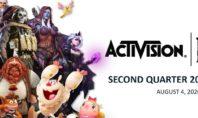 Blizzard: Der Earnings Call für das zweite Quartal 2020