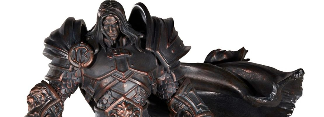 Blizzard: Eine neue Statue von Arthas kann vorbestellt werden
