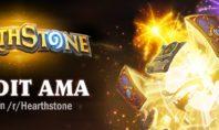 Hearthstone: Heute Abend steht ein AMA auf Reddit an