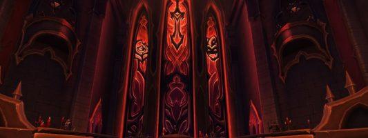 Shadowlands: Ion Hazzikostas äußert sich zu den Öffnungszeiten von Schloss Nathria