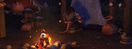 Shadowlands: Eine offizielle Vorschau auf das Ray-Tracing
