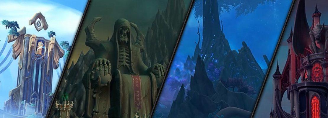 Shadowlands: Diese Erweiterung erscheint am 27. Oktober 2020