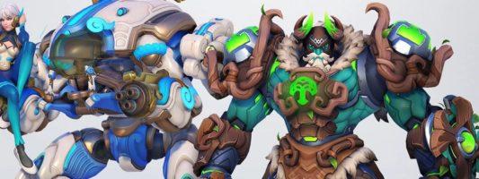 Overwatch: Die All-Star Skins für das Jahr 2020