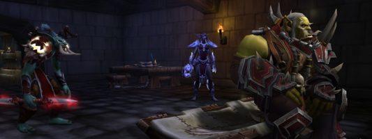 """WoW: Ein Quest Designer äußerte sich zu der Entstehung von """"Flucht aus Sturmwind"""""""