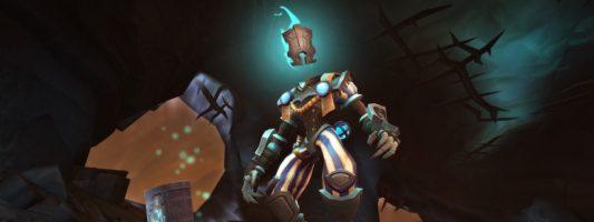 Schlund: Der Ruf bei Ve'nari zählt nun für alle Charaktere auf einem Account