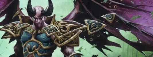 Patch 9.1: Die Schreckenslords werden in Korthia eine Rolle spielen