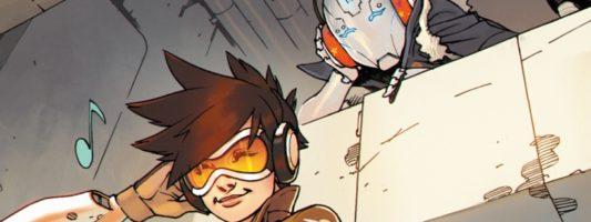 Overwatch: Ein neues Comic und eine kommende Tracer-Herausforderung