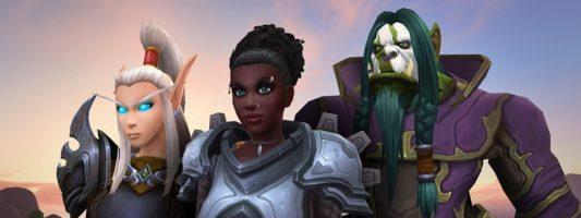 Shadowlands: Eine Vorschau auf die neuen Optionen für die Charakteranpassung