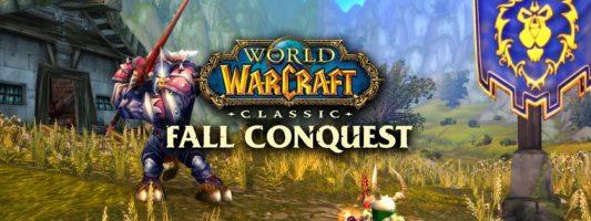 WoW Classic: Das Fall Conquest Turnier steht bald an