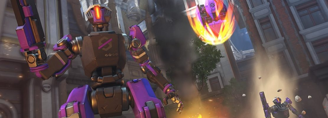 Overwatch: Ein Blogeintrag zu der Arbeit als Concept Artist