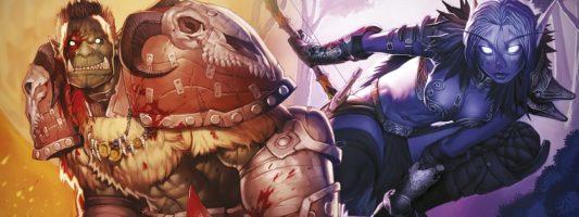 Warcraft Humble Bundle: 22 Bücher für etwas über 15 Euro kaufen