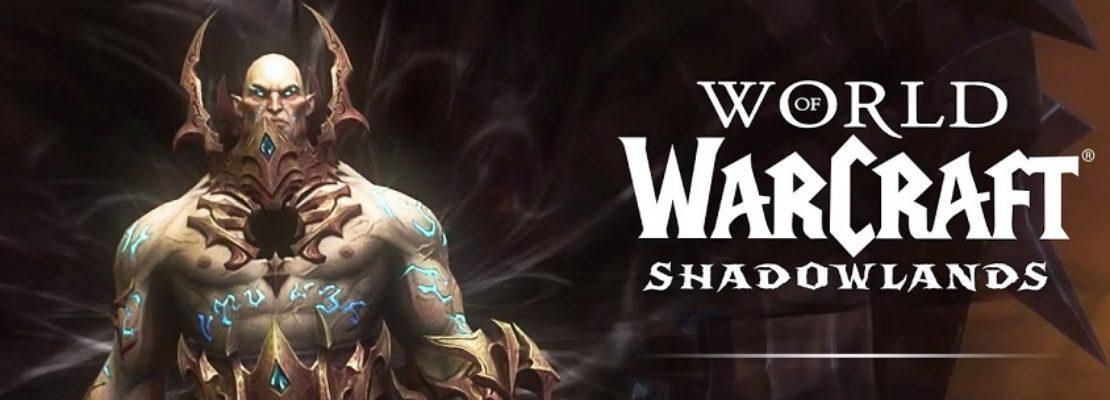 Shadowlands: Ein kurzer Story Trailer zu dieser Erweiterung
