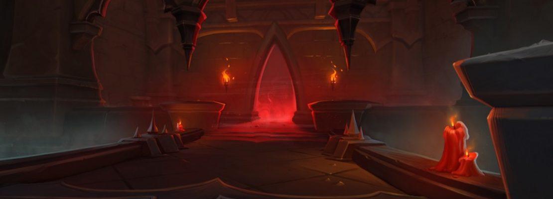 Shadowlands: Eine offizielle Vorschau auf die Dungeons des Addons