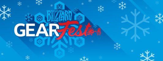 Blizzard Gear Fest: Neue Produkte für den Gear Shop