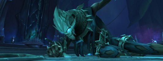 Shadowlands: Die Vorlagen der Legendarys sind nicht direkt verfügbar