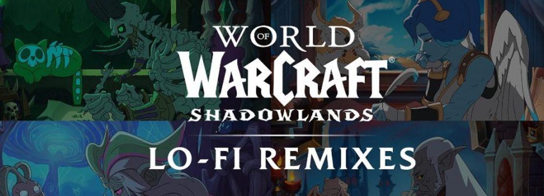 Shadowlands: 4 Lo-Fi Musikstücke zu den Zonen der Schattenlande