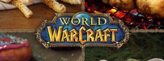 WoW: Ein zweites Kochbuch zu der Welt von Azeroth kann vorbestellt werden