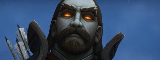 Shadowlands Pre-Event: Nathanos vertreibt Spieler von seinem Haus