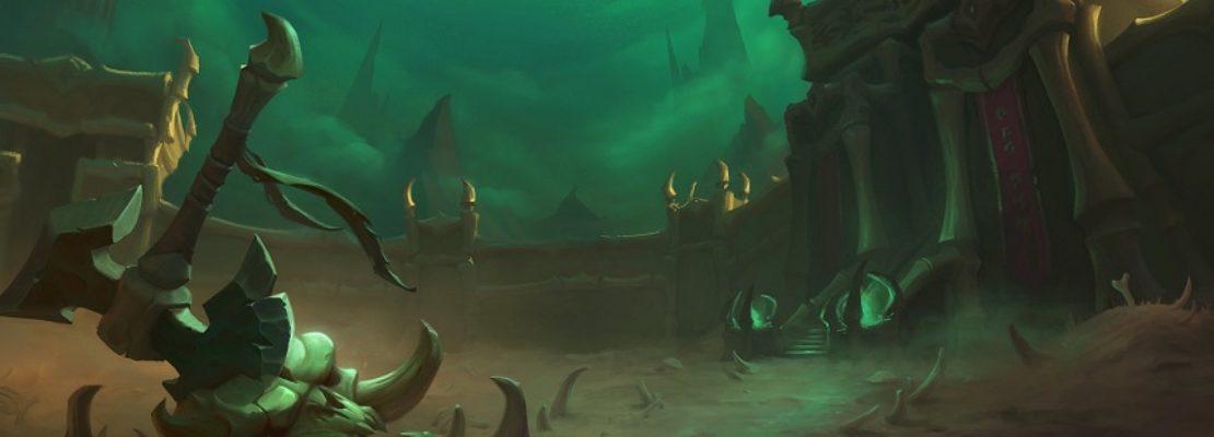 Update: Das Spiel erhält mit Patch 9.1 ein eigenes Mythic+ Scoring System