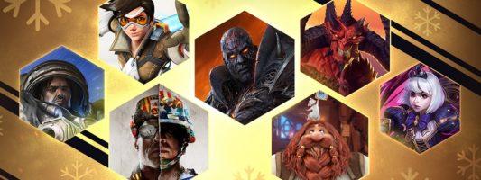 Blizzard: Die Feiertagsangebote sind jetzt im Shop verfügbar