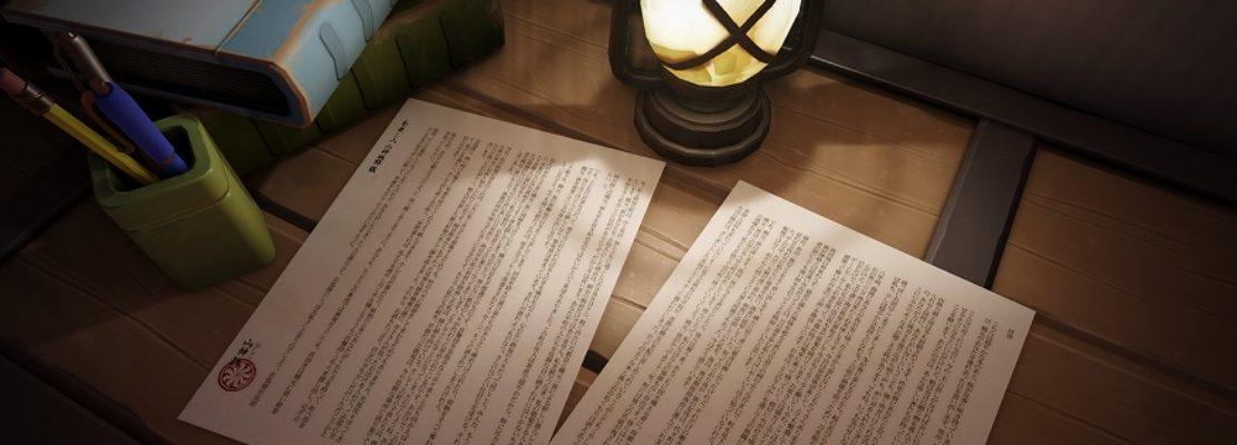 Overwatch: Ein Blogeintrag zu der Lore von Kanezaka