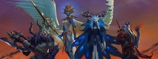 Shadowlands: Bayard Wu teilte sein Keyart zu den Pakten mit der Community