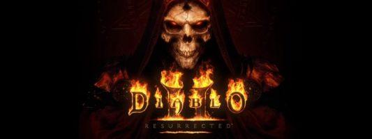 Diablo II Resurrected: Ein Hinweis auf eine baldige Mehrspieler-Alpha